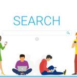 検索窓 search パソコン